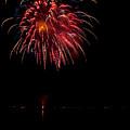 Fireworks II by Christopher Holmes
