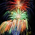 Fireworks No.1 by Niels Nielsen