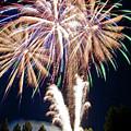 Fireworks No.4 by Niels Nielsen