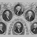 First Six U.s. Presidents by War Is Hell Store