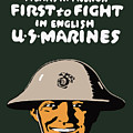 First To Fight - Us Marines by War Is Hell Store