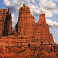 Fisher Towers by Utah Images