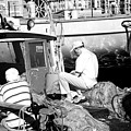 Fisherman by John Rizzuto