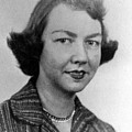 Flannery Oconnor, 1950s by Everett