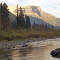 Flathead River by Richard Rizzo