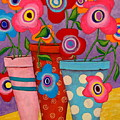 Floral Happiness by John Blake