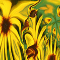 Flower Fun by Linda Sannuti