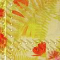 Flower Shower II by Bonnie Bruno