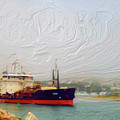Foggy Morro Bay by Methune Hively