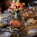 Food - Easter Dinner by Mike Savad