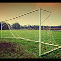 Football Goal by Federico Scotto