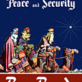 For Peace And Security - Buy Bonds by War Is Hell Store
