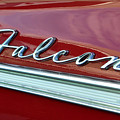 Ford Falcon by David Lee Thompson
