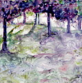 Forest Fantasy by Jan Bennicoff