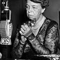 Former First Lady Eleanor Roosevelt by Everett
