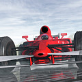 Formula One Racer by Carol and Mike Werner
