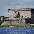Fort Matanzas by Skip Willits