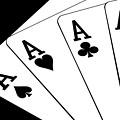 Four Aces I by Tom Mc Nemar