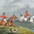 Fox Hunting - Full Cry by Charles Bentley