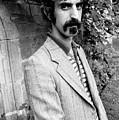 Frank Zappa 1970 by Chris Walter