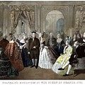Franklin's Reception At The Court Of France by War Is Hell Store