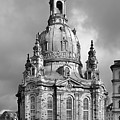 Frauenkirche Dresden - Church Of Our Lady by Christine Till