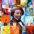 Frederick Douglass by John Lautermilch