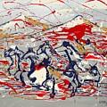 Freedom On The Open Range by J R Seymour