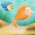 Friendship Fish by Hank Nunes