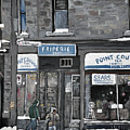 Friperie Point Couture Pte St. Charles by Reb Frost