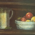 Fruit Bowl by Charles Roy Smith