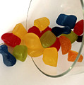Fruit Gummi Candy by Cheryl Young