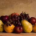 Fruit Still Life by Andrew Soundarajan