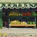 Frutas Y by Michael Ward