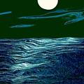 Full Moon 3 by Mimo Krouzian