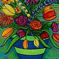 Funky Town Bouquet by Lisa  Lorenz