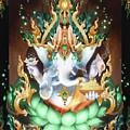 Galactik Ganesh by George Atherton