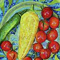 Garden Harvest by Shawna Rowe