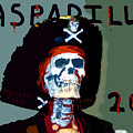 Gasparilla 2011 Work Number Two by David Lee Thompson