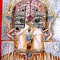 Gates Of Self-knowledge by Paulo Zerbato