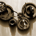 Gears Iv by Jan Brieger-Scranton