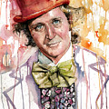 Gene Wilder by Michael  Pattison