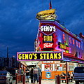 Geno's Steaks South Philly by John Greim