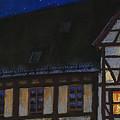 Germany Ulm Fischer Viertel Moonroofs by Yuriy  Shevchuk