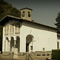 Ghisallo Chapel by Chuck Parsons