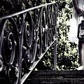 Girl With Oil Lamp by Joana Kruse