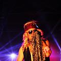 Glam Rock Lead Singer by James Hammen