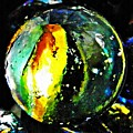 Glass Abstract 83 by Sarah Loft