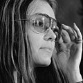Gloria Steinem B. 1934, Feminist by Everett