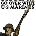 Go Over With Us Marines by War Is Hell Store